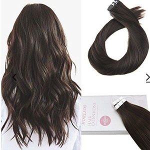 Brand new 20in50g tape in hair extensions